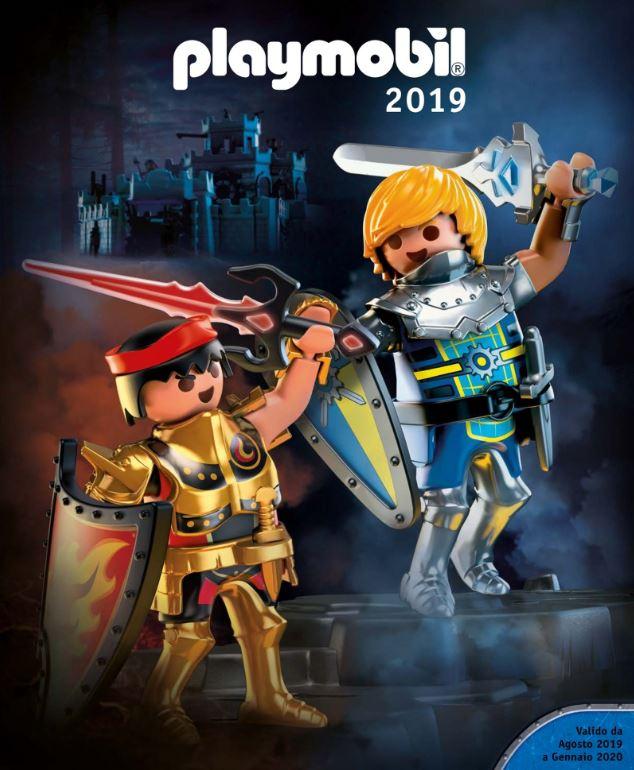 catalogo playmobil natale 2019 italia