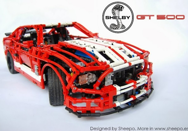 Macchine telecomandate LEGO fai da te|Macchine telecomandate LEGO
