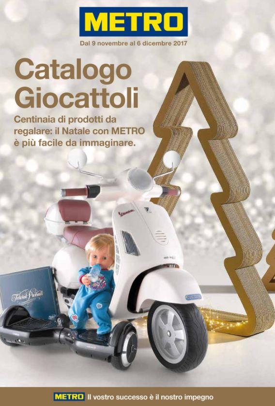 Volantino Metro giocattoli Natale 2019: tutto il catalogo - GBR