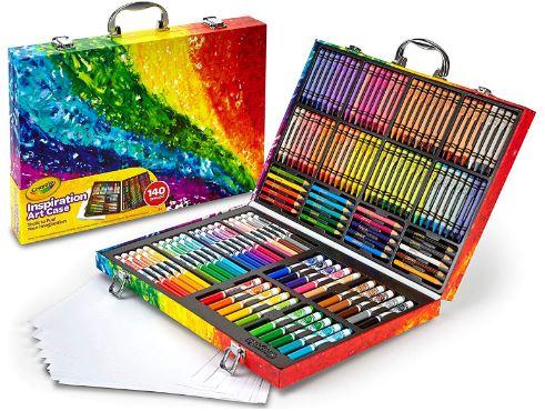 crayola valigetta arcobaleno dell'artista prezzo italia