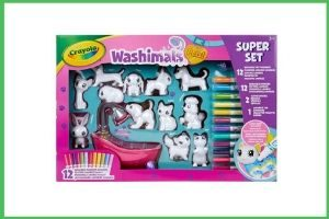 Washimals Crayola