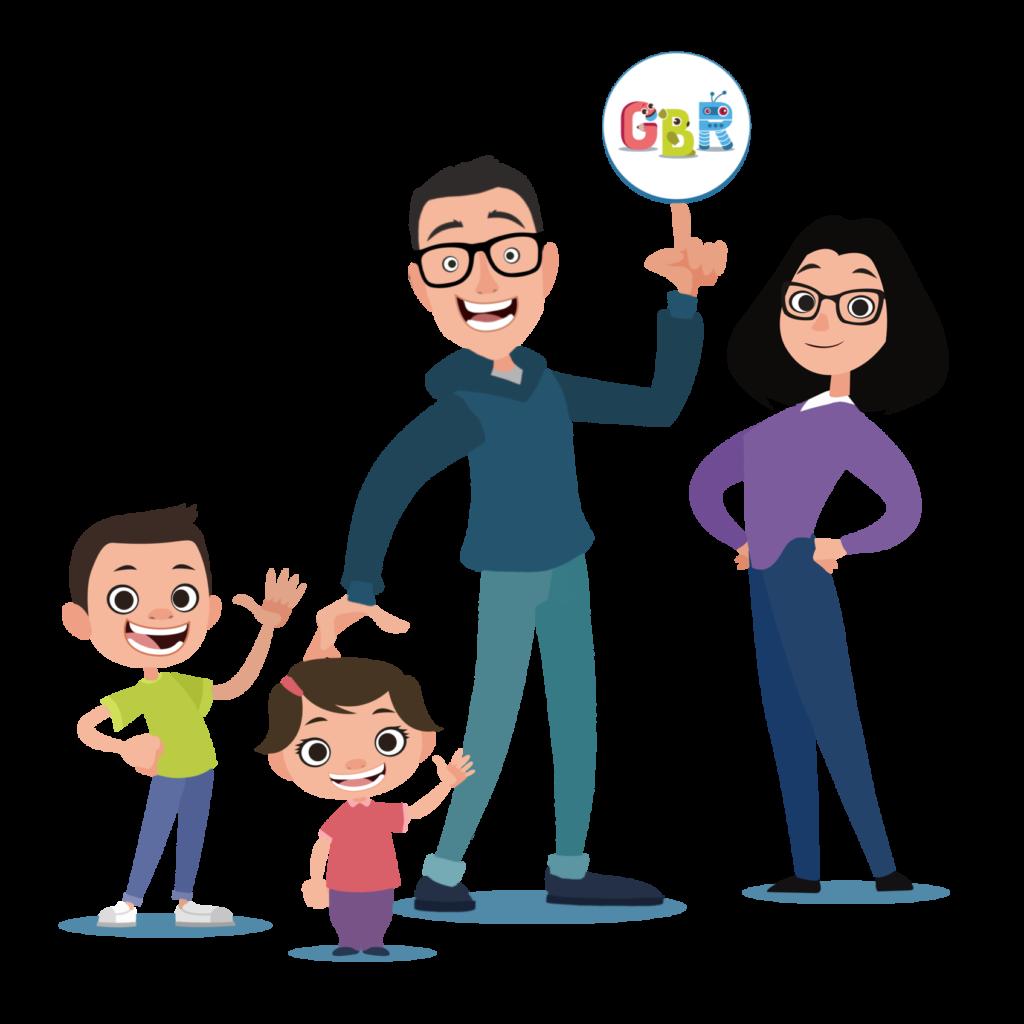Giochi Per Bambini In Giardino famiglia gbr: chi sono, cosa fanno e nuovi video - gbr