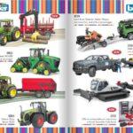 volantino giocattoli natale 2019 negozi giocoleria bruder toys