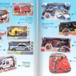 volantino giocattoli natale 2019 negozi giocoleria mezzi di soccorso
