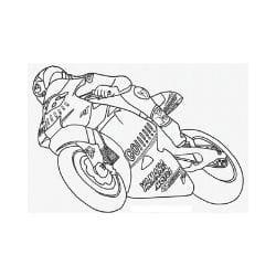 Moto Da Colorare E Stampare Disegni Per Bambini Gbr