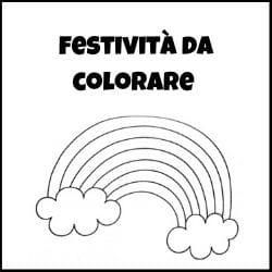 Festivita Disegni Da Colorare E Stampare Per Bambini Pdf Gbr