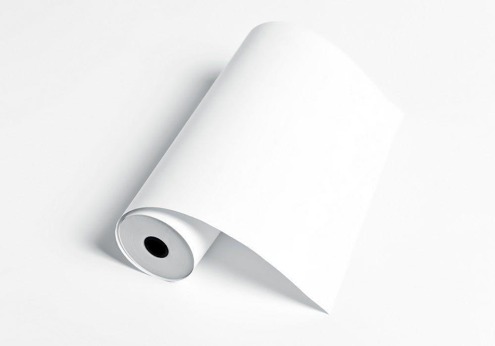 per plotter HP e EPSON Rotolo Plotter cm 91,4 x 50 mt 90 gr//mq Anima 50 Carta Bianca A0
