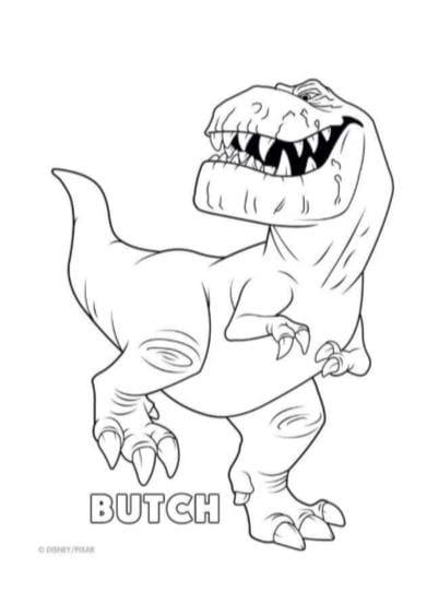 T Rex Disegni Da Colorare.T Rex Tirannosauro Disegni Da Stampare E Colorare Scarica Pdf A4 Gbr