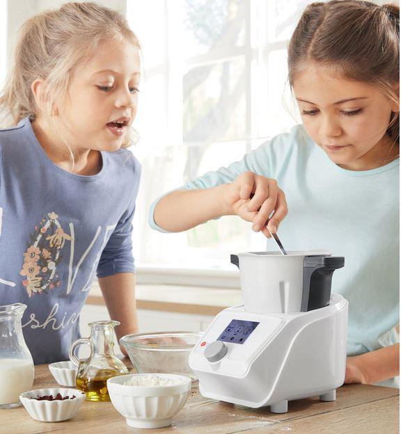 Mini Monsieur Cuisine Connect Lidl Per Bambini Dove Comprare Gbr